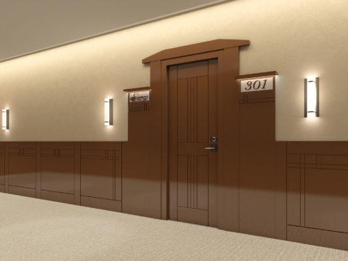 106-corridor